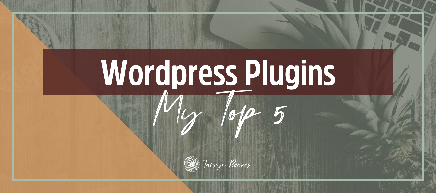 Wordpress Plugins: My Top 5